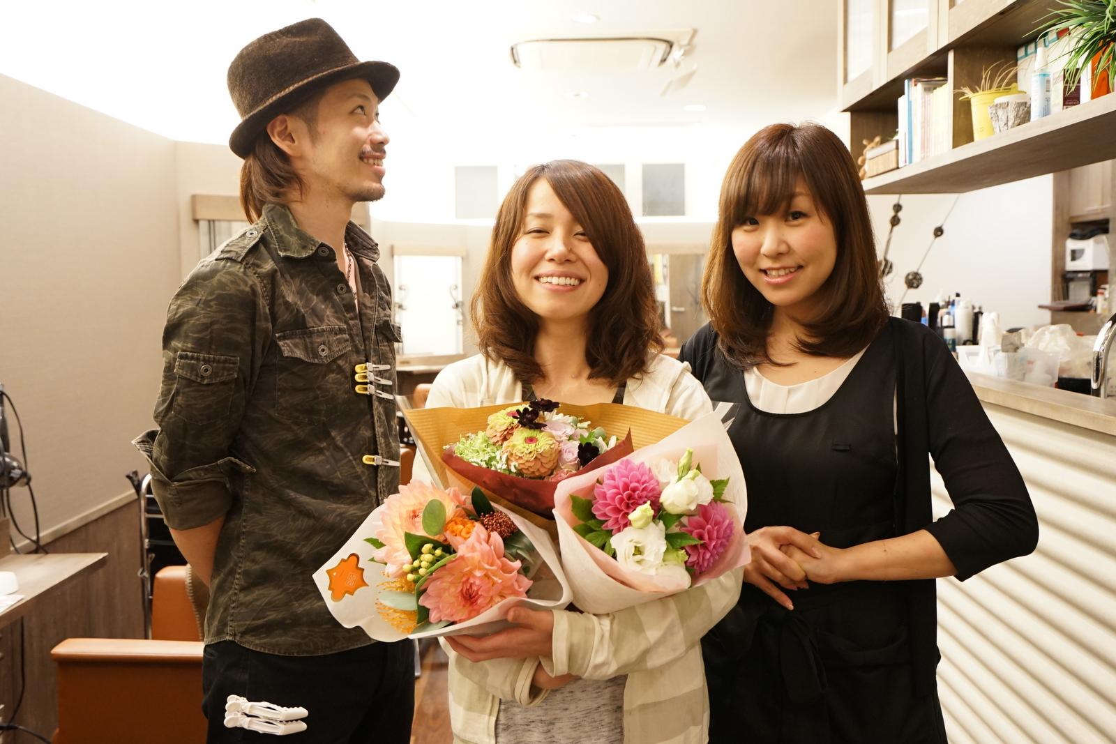 9月末日にてsachiちゃんが卒業しました♪