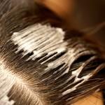 白髪を染まりやすくするためのベース処理 [白髪染め編]