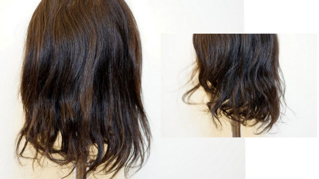 髪のツヤ出し方法1