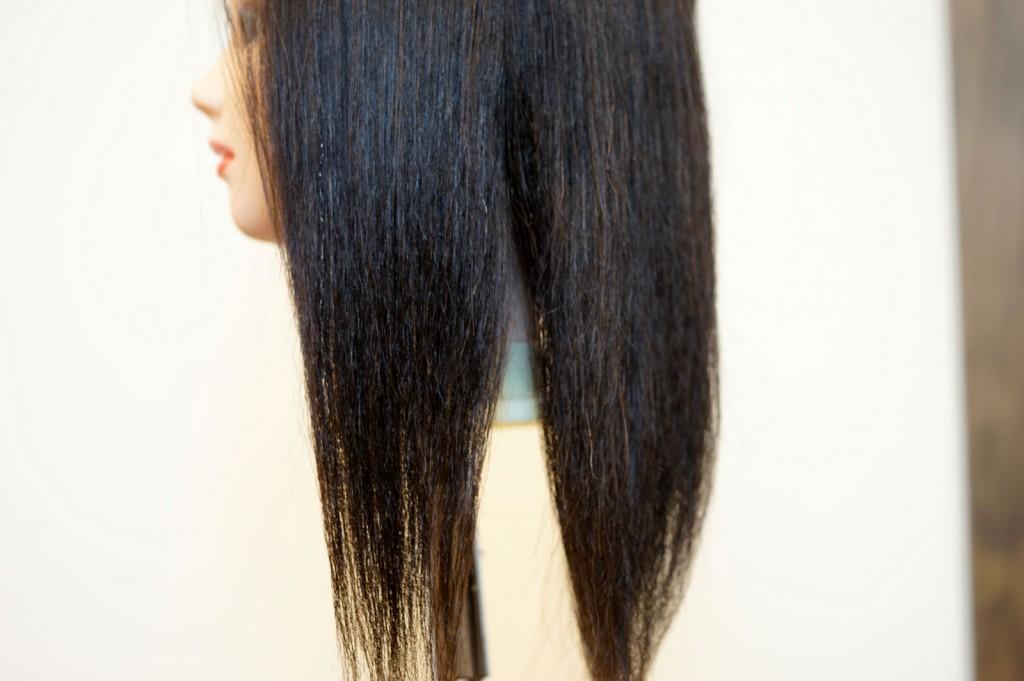 髪のツヤ出し方法7