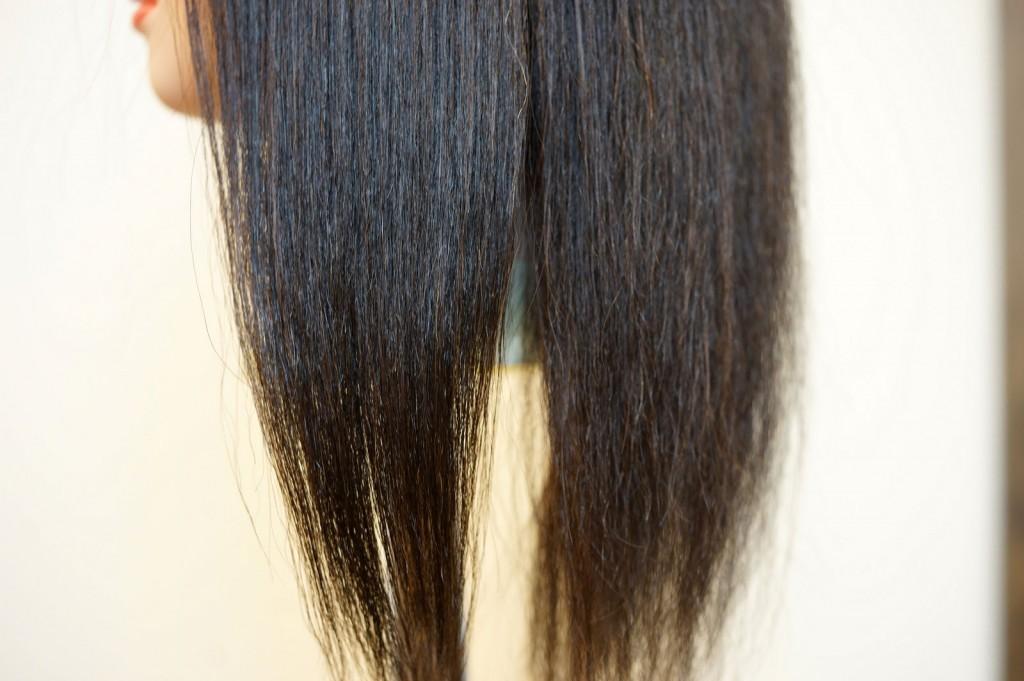 髪のツヤ出し方法8-2
