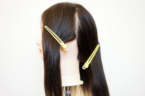 髪のツヤ出し方法4