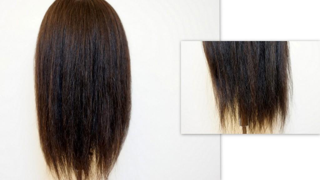 髪のツヤ出し方法3