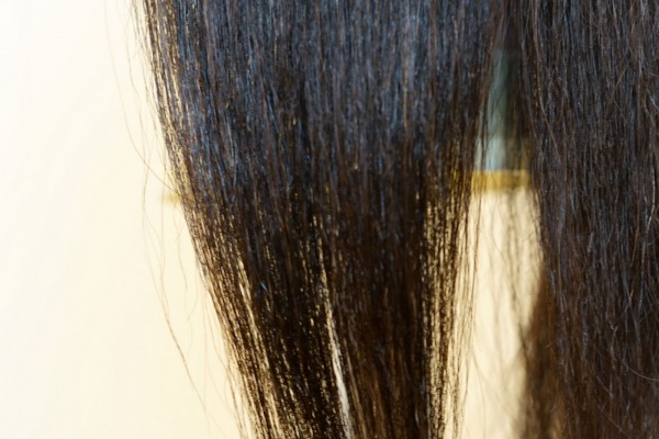 髪のツヤ出し方法8-3